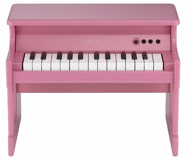 Korg TINY PIANO Digital Toy Piano - Pink - TINYPIANO-PK